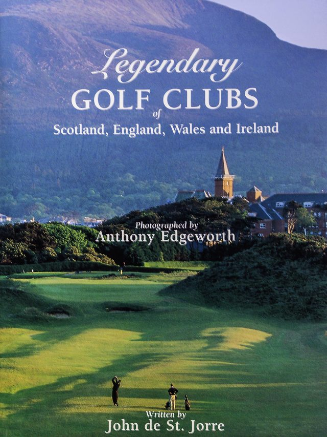 Legendary Golf Clubs of UK