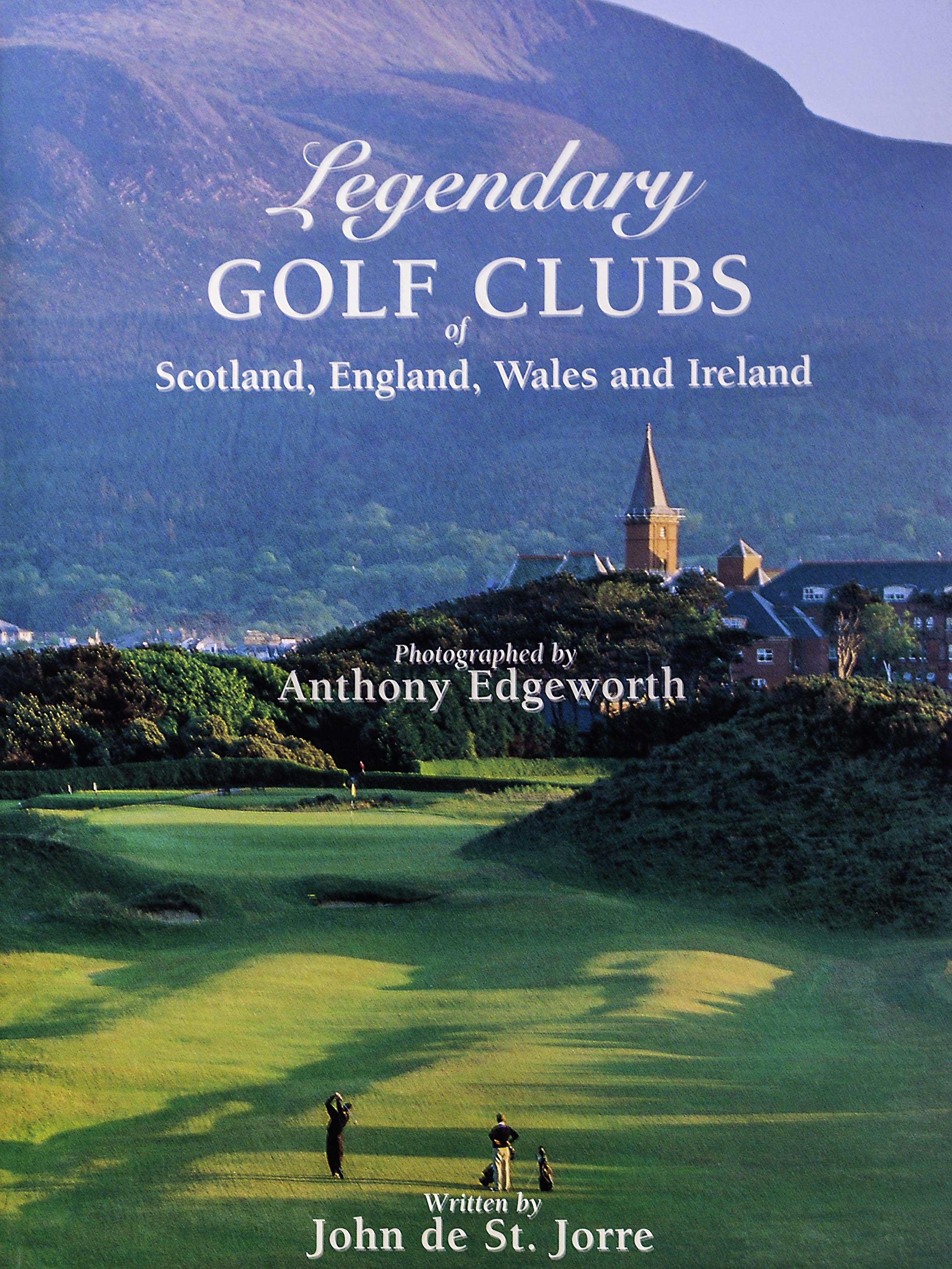 Legendary Golf Clubs of UK